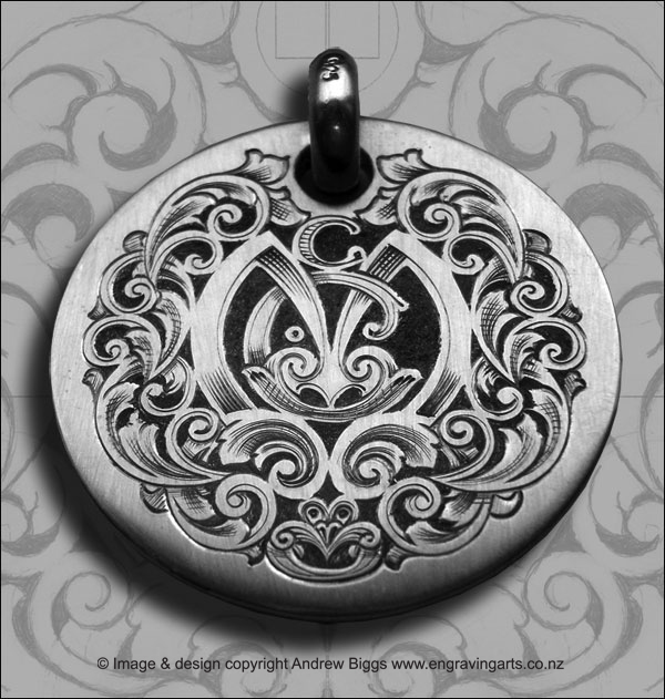 Andrew biggs engraved jewellery mozeypictures Image collections